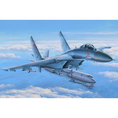 HOBBY BOSS 81711 Su-27 Flanker Early