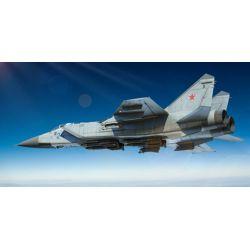 TRUMPETER 01679 MiG-31 Foxhound