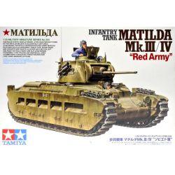 TAMIYA 35355 Matilda Mk.III/IV Red Army