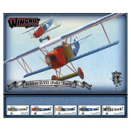 Wingnut Wings 32067 Fokker D.VII FOK Early