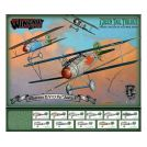 "Wingnut Wings 32701 Albatros D.V/D.Va ""Jasta 5"" Green Tail Trilogy set (include 3x modelli)"