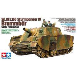 TAMIYA 35353 Sd.Kfz.166 Sturmpanzer IV Brummbär