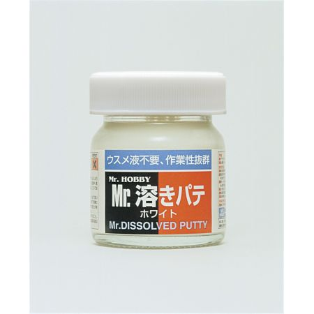 MR DISSOLVED PUTTY, 40ml