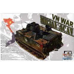 AFV Club 35113 M113A1 ACAV Vietnam War