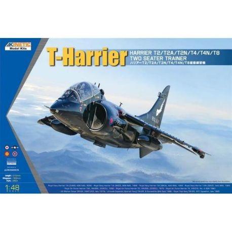 KINETIC 48040 BAe Harrier T.2/T.4/T.8