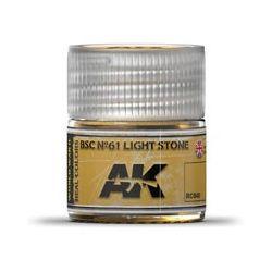 AK REAL COLORS BSC Nº61 LIGHT STONE