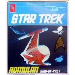 AMT Star Trek Romulan Bird Of Prey