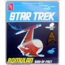 AMT Star Trek Romulan Bird Of Prey