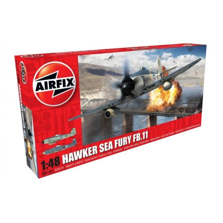 AIRFIX A06105 Hawker Sea Fury FB.II 1:48
