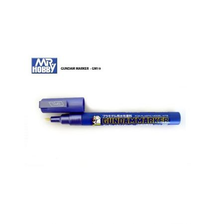 MR HOBBY GUNDAM MARKER METALLIC VIOLET GM19