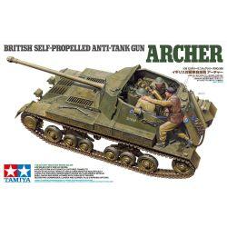 TAMIYA 35356 British Self-Propelled Anti-Tank Gun Archer