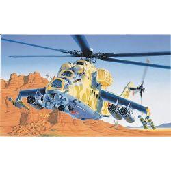 ITALERI 014 Elicottero MIL-24 Hind D/E