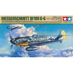 TAMIYA 61117 Bf 109G-6 1/48