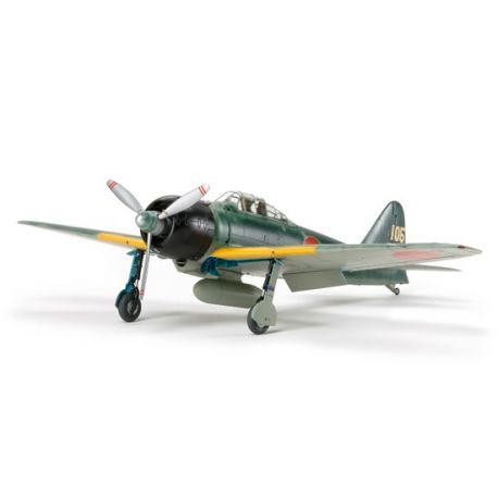 Tamiya 61108 Mitsubishi A6M3/3a Zero Fighter (ZEKE)