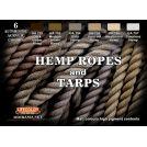 Life Color HEMP ROPES and TARPS