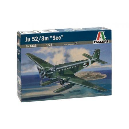 """ITALERI Junkers Ju-52 / 3M """"Tante Ju"""""""