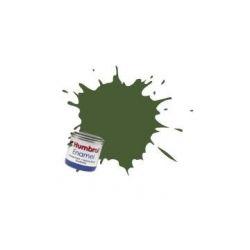 HUMBROL MATT MARINE GREEN