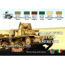 Life Color Italian WWII Regio Esercito