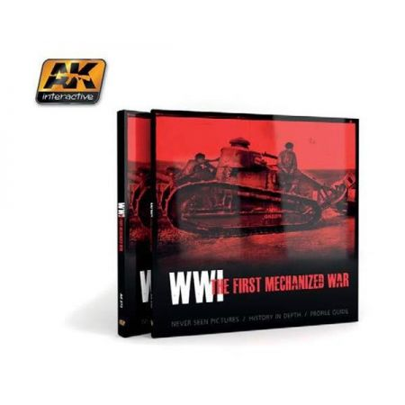 AK INTERACTIVE: WWI THE FIRST MECHANIZED WAR