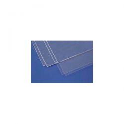 FOGLIO TRASPARENTE  sp. 0,25 mm