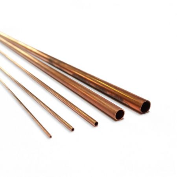 TUBETTO RAME   Ø 5 mm - int. 4,2 mm
