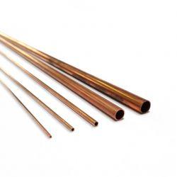 TUBETTO RAME   Ø 6 mm - int. 5,2 mm