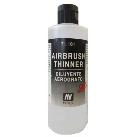 VALLEJO AIRBRUSH THINNER200ml