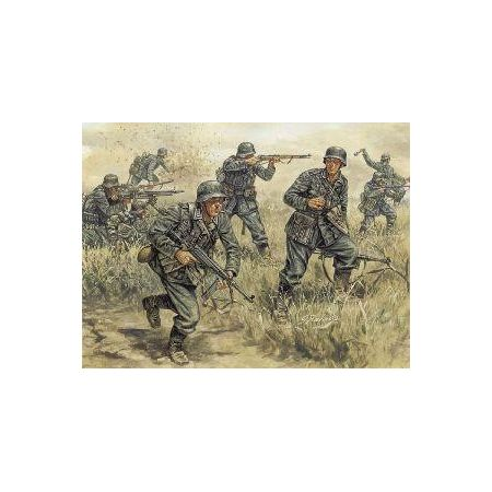 ITALERI 6033 GERMAN INFANTRY  WWII