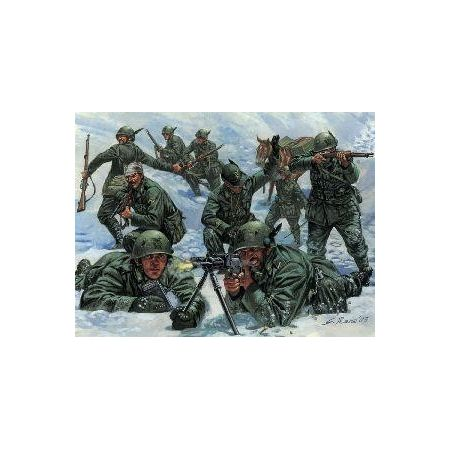 ITALERI 6059 ITALIAN MOUNTAIN TROOPS ALPINI