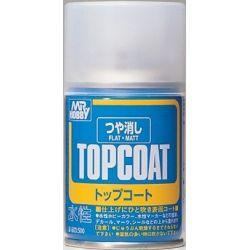 MR TOP COAT FLAT SPRAY 86ml