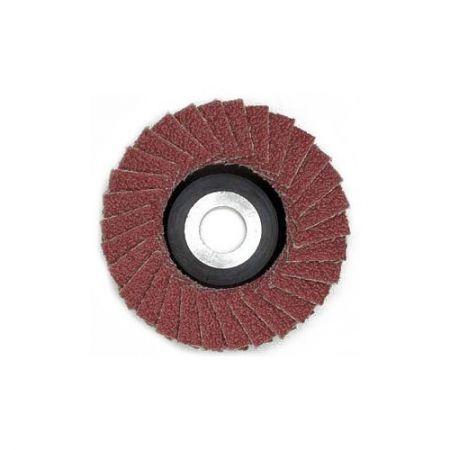 PROXXON 28590 Dischi abrasivi lamellari in corindone per LHW grana 100