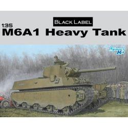 DRAGON BLACK LABEL 1/35 M6A1 Heavy Tank