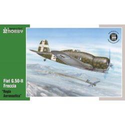"Special Hobby  Fiat G.50-II ""Regia Aeronautica"""