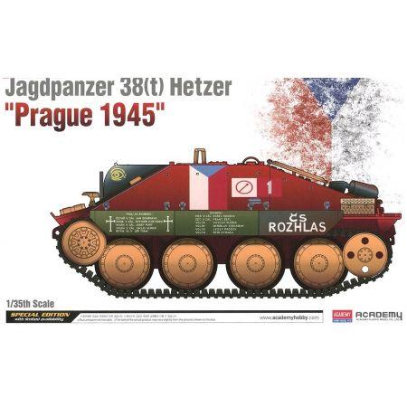 "ACADEMY 13277 1/35 Jagdpanzer 38(t) Hetzer ""Prague 1945"""