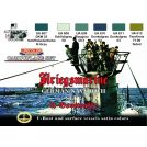 Life Color German WWII Kriegsmarine set 2