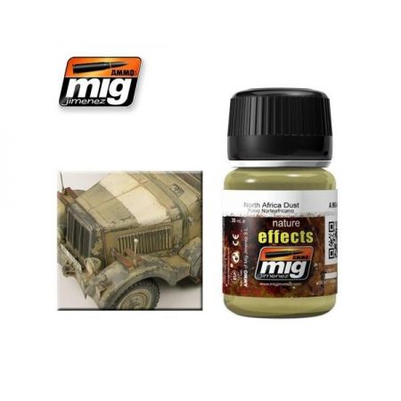 AMMO OF MIG: Polvere Nord Africa