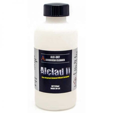 Alclad II: Airbrush Cleaner 120ml