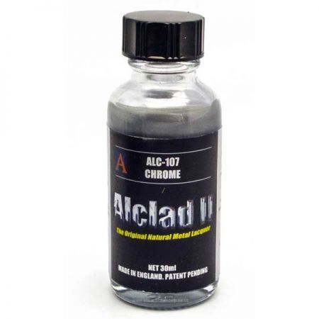 Alclad II: Chrome For Plastic 30ml