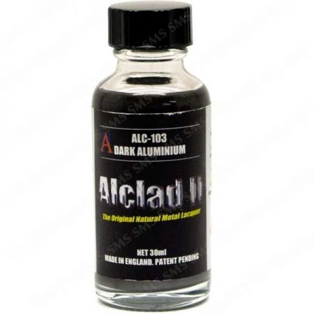 Alclad II: Dark Aluminium 30ml