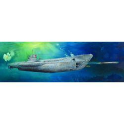 TRUMPETER 06801 German Type VIIC U-Boat U-552- 1:48