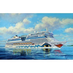 Revell 05230 - Cruiser Ship AIDAblu/AIDAsol/AIDAmar/AIDAstella