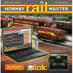 HORNBY R8312 INTERFACCIA DIGITALE E LINK PER CONTROLLO TRENI TRAMITE COMPUTER