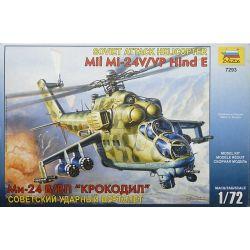 ZVEZDA 7293 Mil Mi-24V/VP Hind E