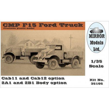 MIRROR MODELS 35105 CMP F15 Ford Truck2x4