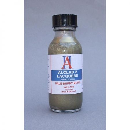 Alclad II: Pale Burnt Metal 30ml