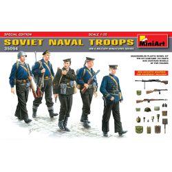 MINIART 35094 SOVIET NAVAL TROOPS