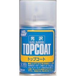 MR TOP COAT GLOSS SPRAY 86ml