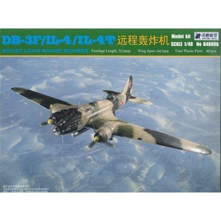 Xuntong Model Ilyushin DB-3F / IL-4 / IL-4T