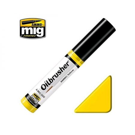 AMMO OF MIG: OILBRUSHER colore GIALLO
