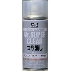MR SUPER CLEAR GLOSS SPRAY, 170ml